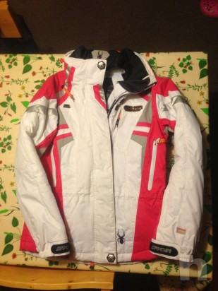 Vendo giacca sci donna SPYDER foto-135