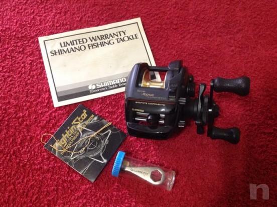 Mulinello Shimano Magnum BKM foto-25288