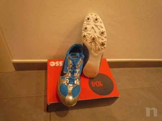 Scarpe chiodate per atletica leggera foto-13511