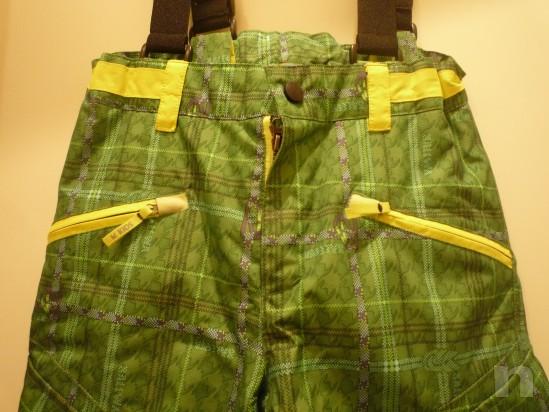 Pantaloni sci bambino foto-25301