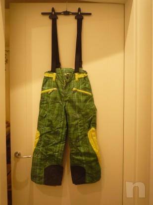 Pantaloni sci bambino foto-13515