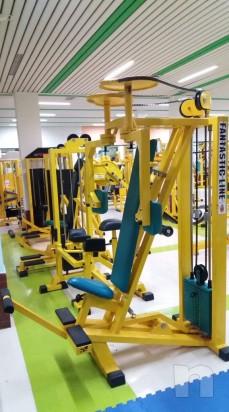 Pectoral Machine Panatta usata foto-13584