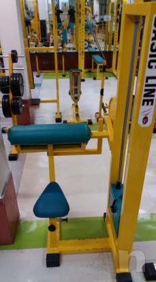 Biceps Curl/Curling Machine Panatta usata foto-13586