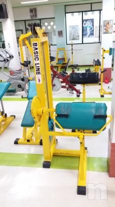 Biceps Curl/Curling Machine Panatta usata foto-25452
