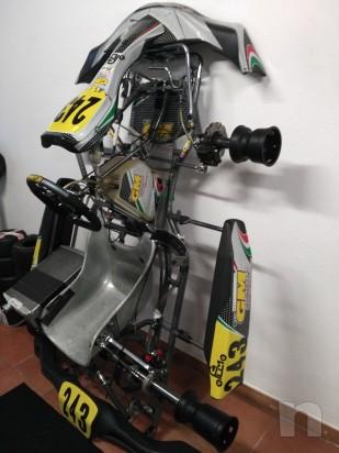 Telaio Go Kart  125 VRK GM Racing foto-13625