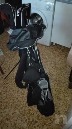 vendo set golf completo mancino foto-13626