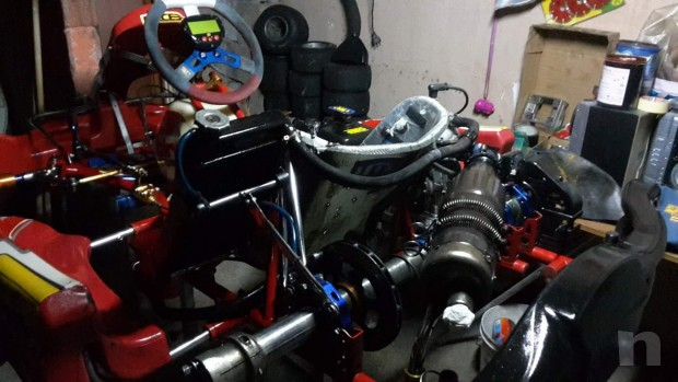 Go Kart Birel 100cc a liquido. foto-25545