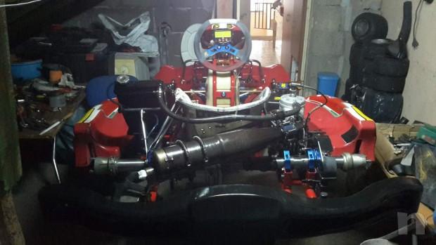 Go Kart Birel 100cc a liquido. foto-25544