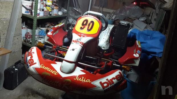 Go Kart Birel 100cc a liquido. foto-13629