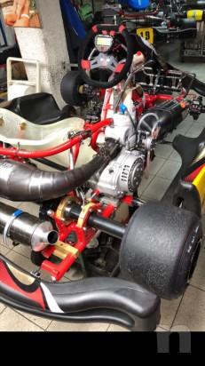 Kart 125 dr con motore kz10B foto-25641