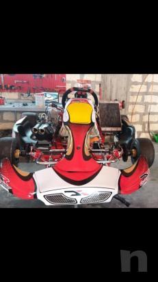 Kart 125 dr con motore kz10B foto-13674