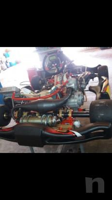 Kart 125 dr con motore kz10B foto-25639