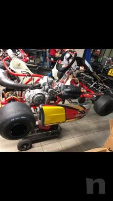 Kart 125 dr con motore kz10B foto-25638