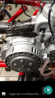 Kart 125 dr con motore kz10B foto-25640