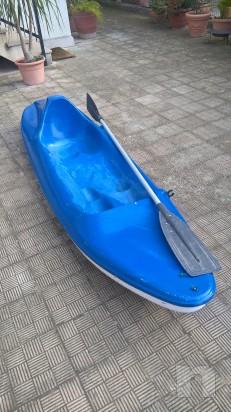 Canoa in vetroresina foto-13675