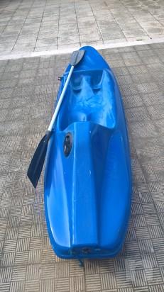 Canoa in vetroresina foto-25642