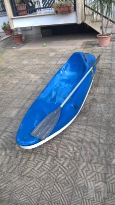 Canoa in vetroresina foto-25643