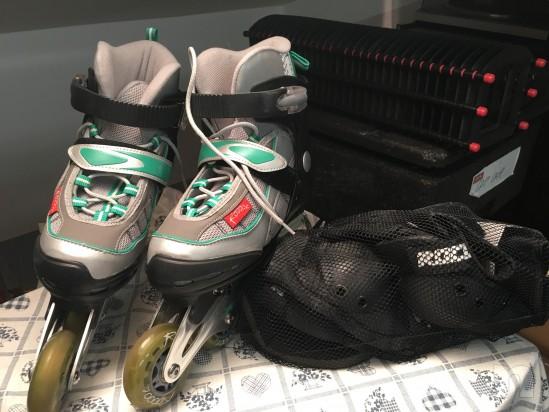 Pattini in linea Bimbo e accessori foto-25659