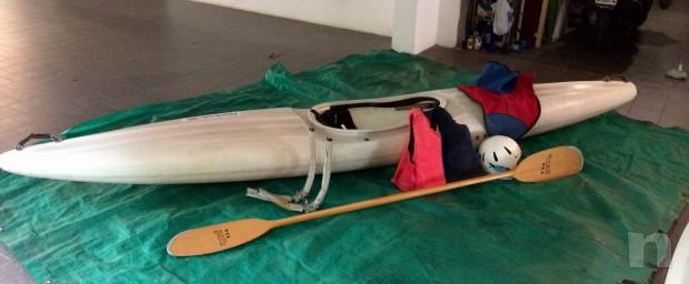 Vendita canoa/kayak foto-13701