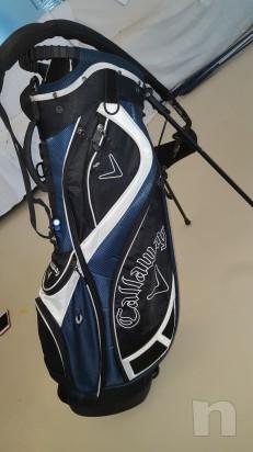 Sacca da Golf Callaway professionale foto-13736
