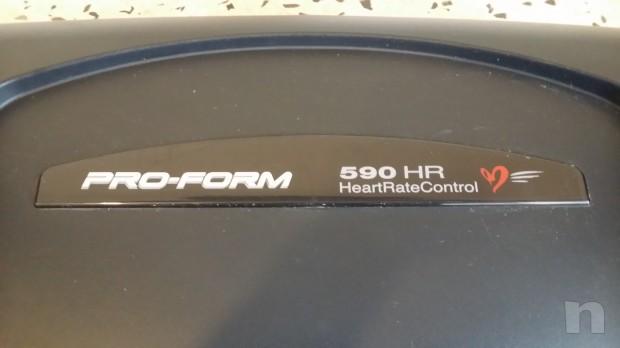 Tapirulan PRO-FORM 590 HR (HeartRateControl) foto-25831