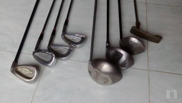 Vendo attrezzatura da golf foto-25846