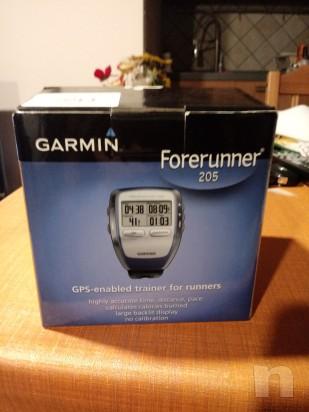 Orologio running Garmin Forerunner 205 foto-25858