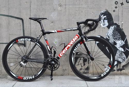Bicicleta cervelo R3 Tg.54 Anno 2015 foto-13834