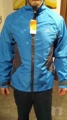 Vendo giacca running KALENJI nuova taglia M foto-25930