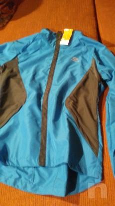 Vendo giacca running KALENJI nuova taglia M foto-13856