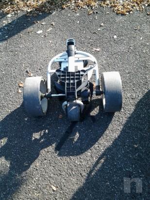 Vendesi carrello da golf elettrico ottime condizioni   foto-25937