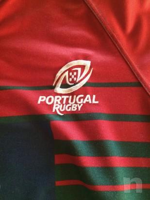 Maglia Originale Rugby Portogallo foto-26022