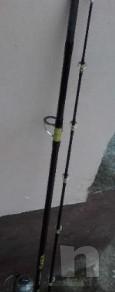 Set canna+attrezzatura SILURO foto-26131