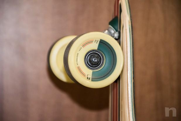 GLOBE Longboard Prowler Bamboo come nuovo!! foto-13984