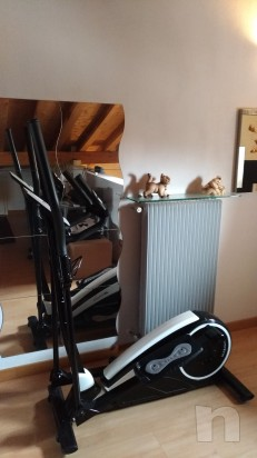 ELITTICA PERFORMA 3600 JK Fitness Dynamic Home Fitness 16 livelli foto-14011