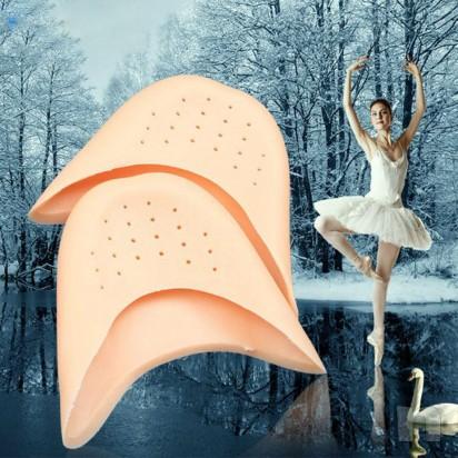 Salvapunte silicone gel soft traspirante TuttoDanza salvapiede punte foto-26312