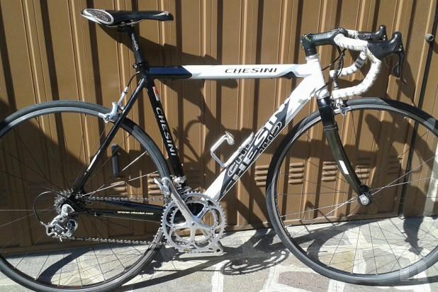 Bicicletta da corsa usata pochissimo foto-14086