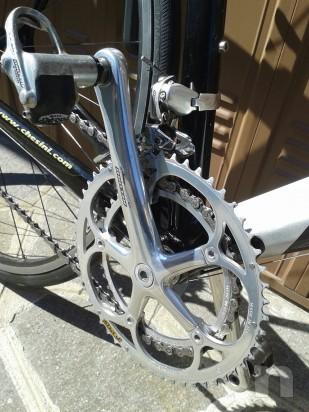 Bicicletta da corsa usata pochissimo foto-26461