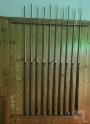 Tavolo da biliardo MBM in legno massello. foto-26478