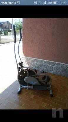 Elittica + Bicicletta da Spinning foto-14096