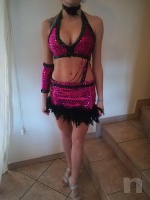 Vendo abito per danze Latino Americano,categoria B2  foto-14111