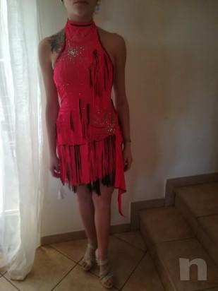 Vendo abito per danze Latino Americano,categoria B2  foto-14112