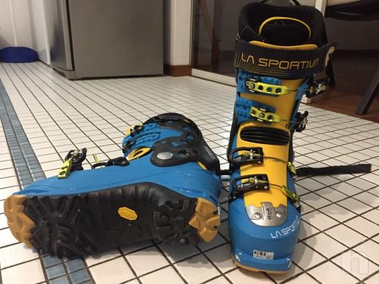 La sportiva sparkle, scarponi alpinismo donna foto-14128