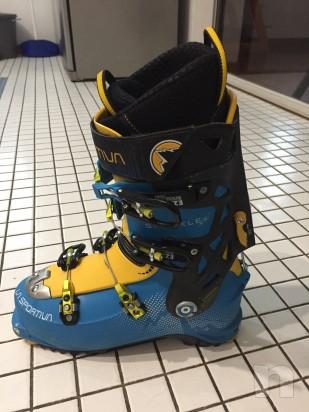 La sportiva sparkle, scarponi alpinismo donna foto-26539