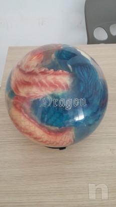 Palla da Bowling personalizzata mai usata foto-26545