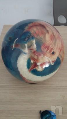Palla da Bowling personalizzata mai usata foto-26546