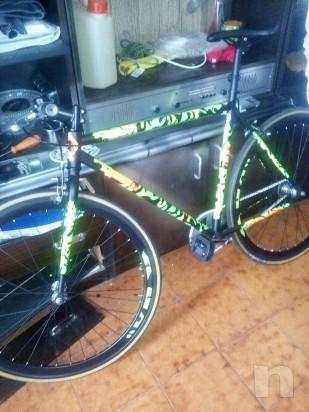 Vendo bici da corsa sup leggera atala  foto-14139