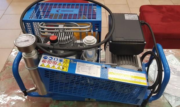 COMPRESSORE MCH6 PER BOMBOLE DA SUB E CARABINA PCP foto-26557
