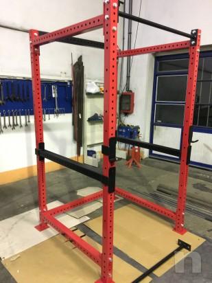 Squat rack professionale palestra * Crossfit foto-14163