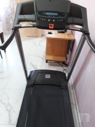 Vendo tapis roulant  mai usato richiudibile foto-26632